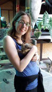 Bali met kat