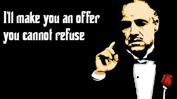 Quote The Godfather
