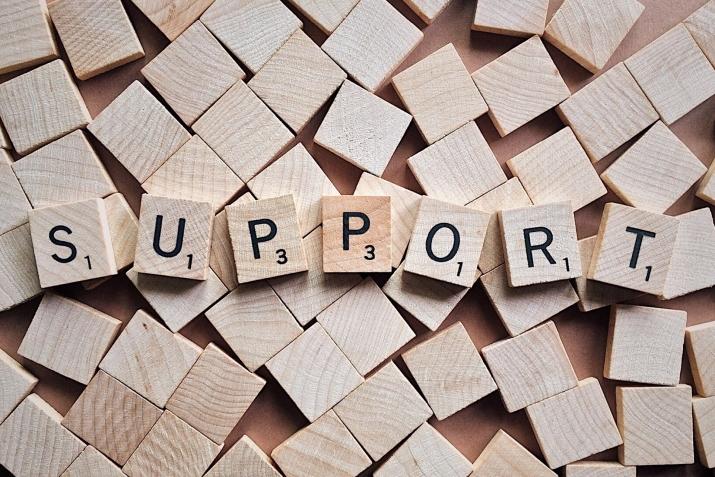 Support Scrabblewoord