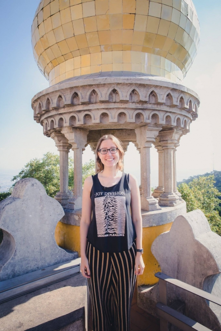 Willy voor Pena Palace