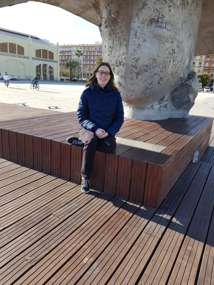 Willy onder de hoed haven Valencia