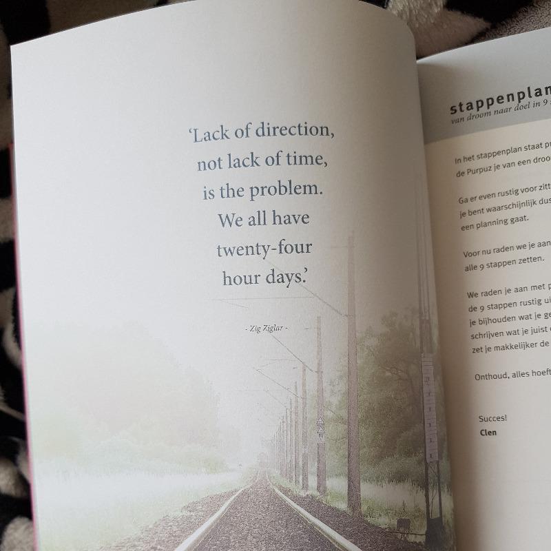 Purpuz inspirerende quote